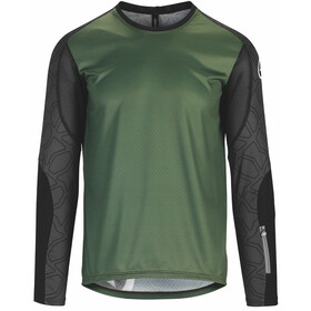 assos Trail LS Jersey Men mugo green